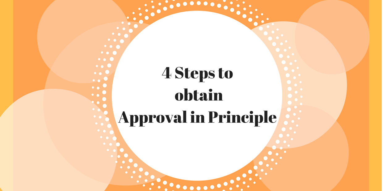4 Steps To Obtain Approval In Principle Findahomeloan Singapore